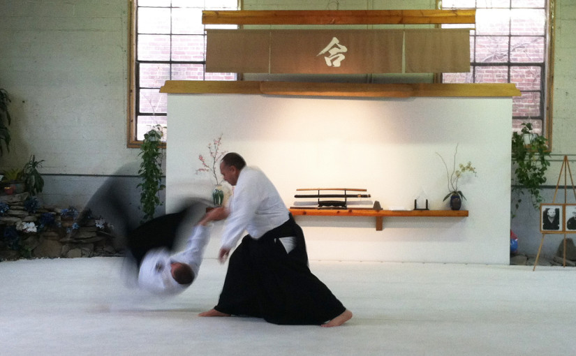 About aiki: innate ability or hard work?