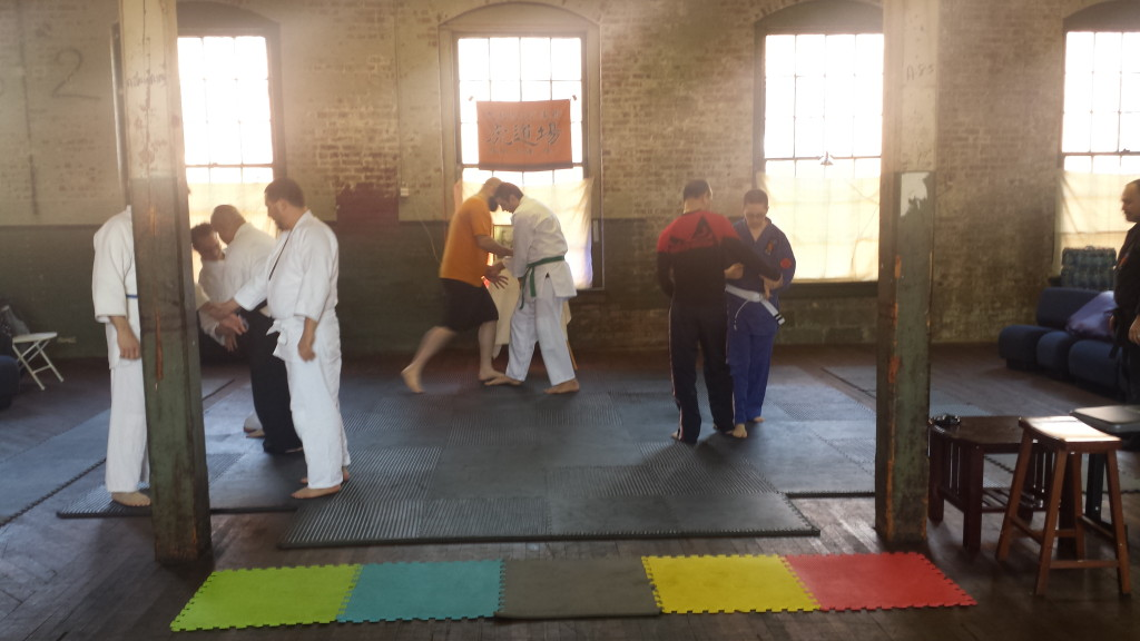Pic from our 1st open/public seminar